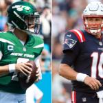 Zach Wilson-Mac Jones battle full of intrigue in Jets' home opener 6
