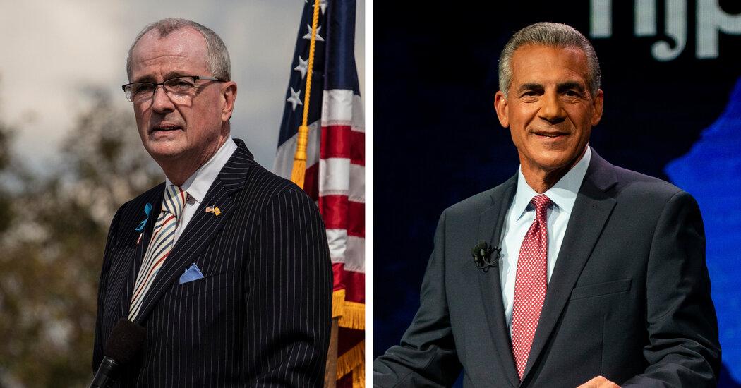 New Jersey Election Seen as Test of Coronavirus Mandates 1