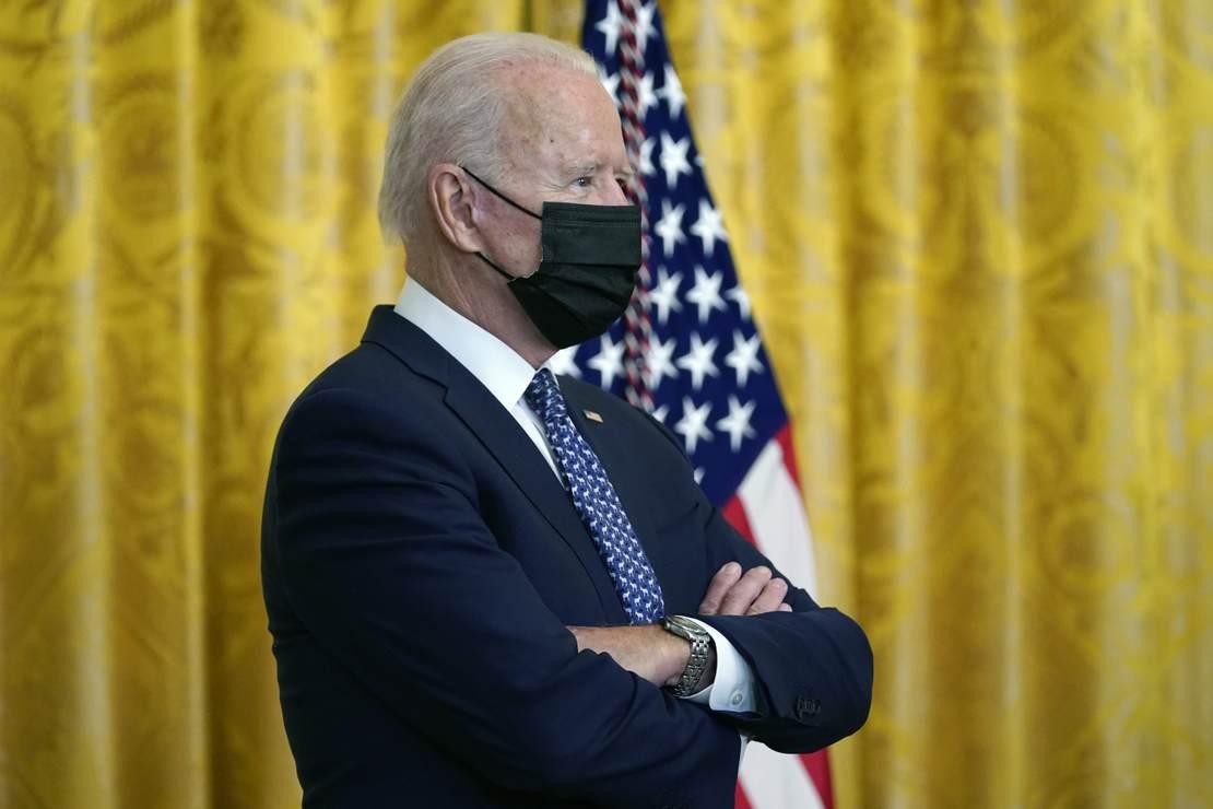 Biden's 'Coronavirus Malaise' Has Democrats Looking for an Exit 1