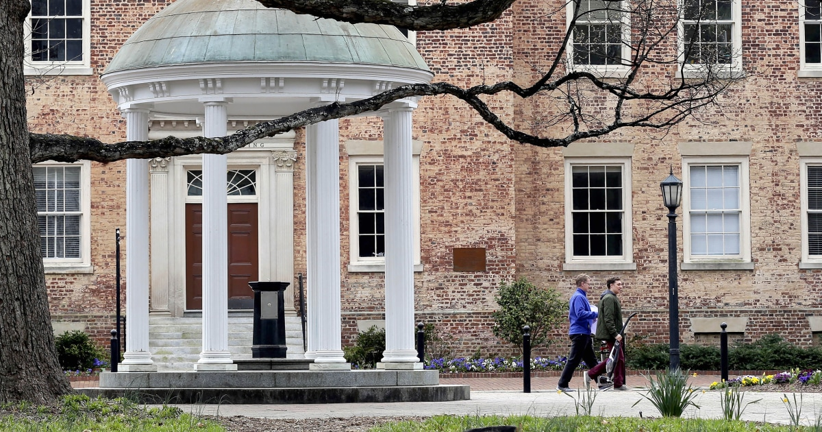 UNC Chapel Hill cancels classes amid 2 suicide investigations 1