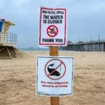 Huntington Beach reopening after oil spill shut it down last week 8