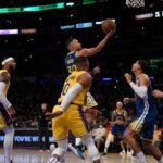 Sum of Warriors' parts is greater than Lakers' star power in season-opening win 19
