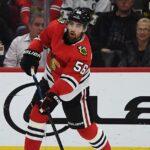 Blackhawks bring back defenseman Erik Gustafsson, finalize opening NHL roster 7