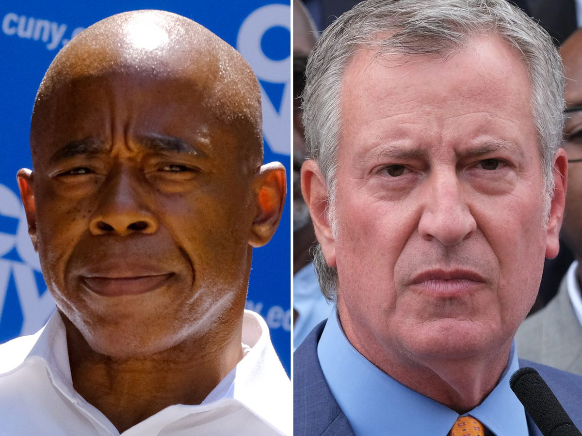 De Blasio hopes to convince Eric Adams to scrap Gifted & Talented in NYC schools: 'This is a better approach' 1