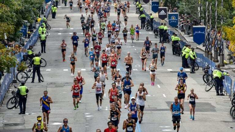 Boston Marathon organizer says 93 percent of participants are vaccinated against COVID-19 1