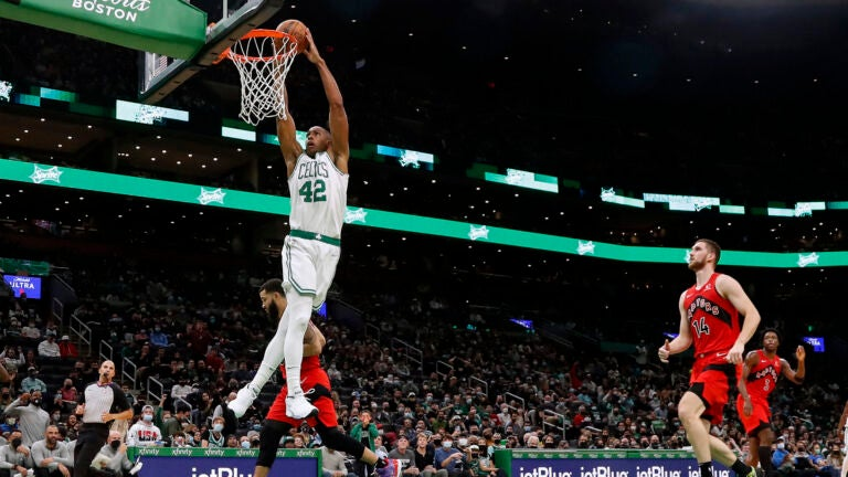 Al Horford tests positive for COVID-19, as Celtics deal with 2nd case of the year 1