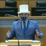 Milpitas mayor received COVID warning for not wearing a face mask 16