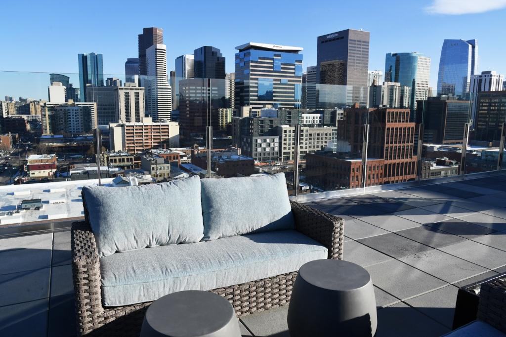 Delta variant slows recovery in metro Denver office market 1