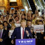 Trump expected to give deposition in protesters' lawsuit 8