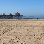 California's 'Surf City USA' Huntington Beach reopens after oil spill 7