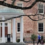 University of North Carolina cancels Tuesday classes for a 'Wellness Day' amid suicide investigations 8