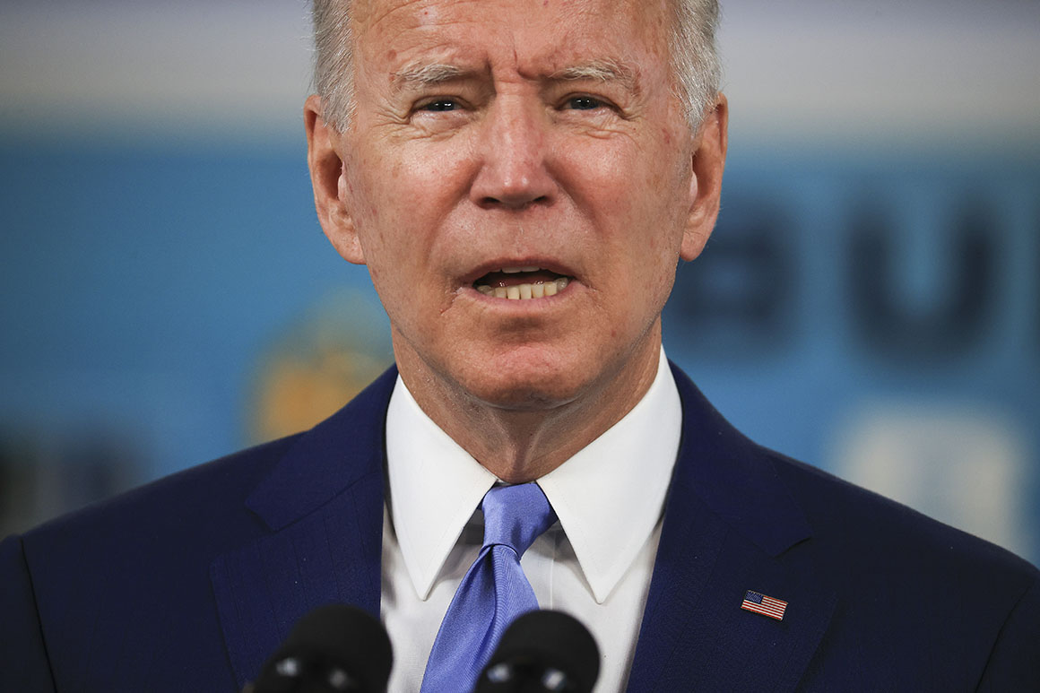 'The president's decline is alarming': Biden trapped in coronavirus malaise 1