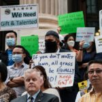 Protesters call on de Blasio to expand Gifted and Talented program 8