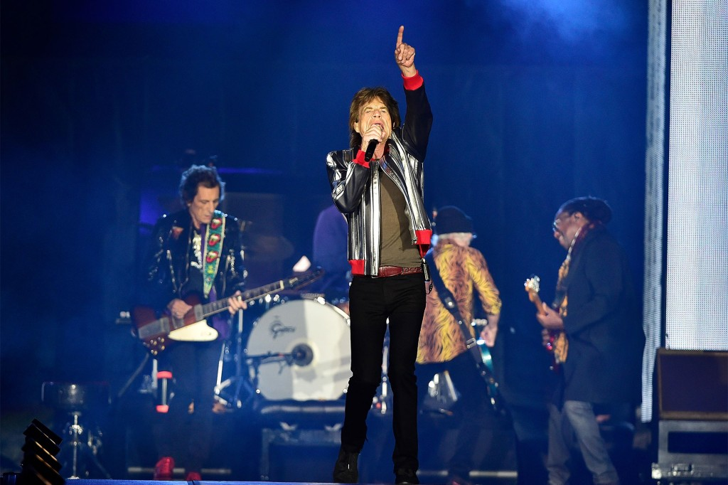 Rolling Stones retire classic rock song 'Brown Sugar' 2